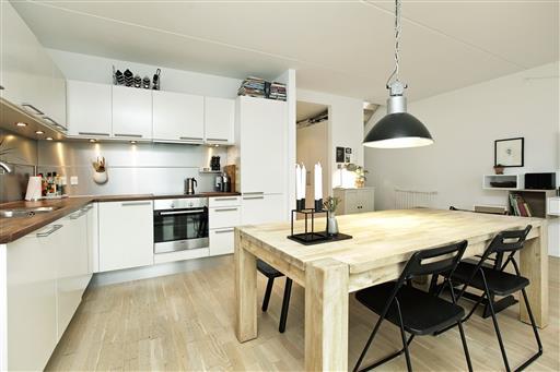 2-plans lejlighed i København SV 2 - KBH-Bolig.dk - Gratis Boligportal
