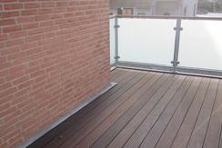 3v. lejlighed i København m. 14m2 altan