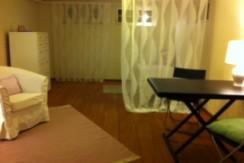 Møbleret pendlerværelse med egen indgang
