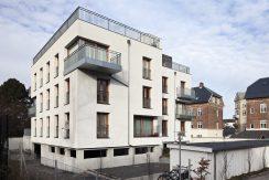 Ny lejlighed med stor terasse i Hellerup