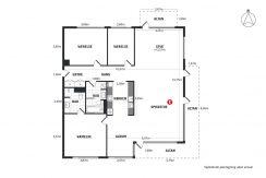 Stor flot og moderne lejlighed på 154 m2 ud til Amager Strandpark